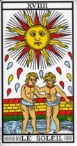 Il Sole nei tarocchi masigliesi Camoin - Jodorowski